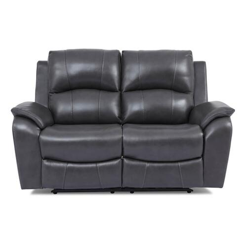 Cheers - CHEERS 5313-L2-2EH-4078 Heritage Leather Power Reclining Loveseat