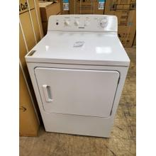 See Details - USED Hotpoint® 6.0 Cu. Ft. Extra-Large Capacity Gas Dryer