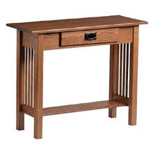 See Details - Mission Console Table