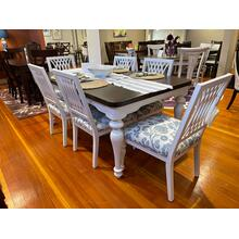View Product - 7 Piece Dining Set - Table w/ 6 Chairs