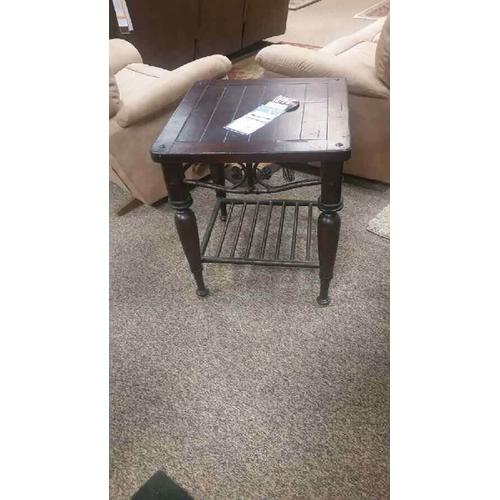 RED HOT BUY! End Table Square