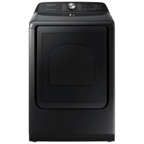 27 Inch Electric Dryer with Steam Sanitize