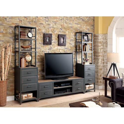 Galway 3Pc Entertainment Center