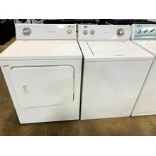 USED-  Estate Top Load Washer and ELECTRIC Dryer SET-  EDRYSTANDW29-U #10 WDDTLWASH-U #16