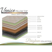 Venice Pillow Top Single Sided Comfort