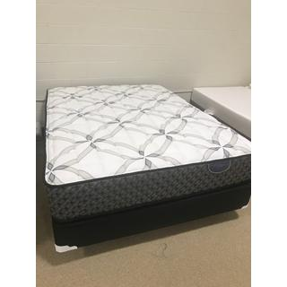 "C600 ""The Brick"" Extra Strong, Extra Firm Double Sided Mattress, Queen"