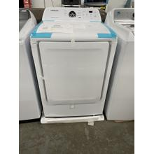 7.2 cu. ft. Electric Dryer with Sensor Dry in White ***SCRATCH OR DING ITEM*** 1 YEAR WARRANTY ANKENY LOCATION****