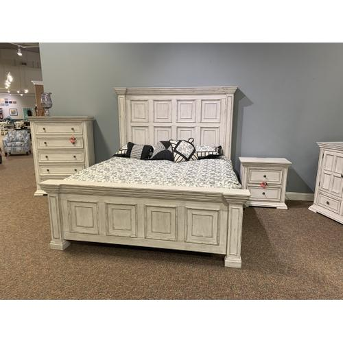 Liberty Furniture Industries - Big Valley King Panel Bedroom Group - Style No. 361