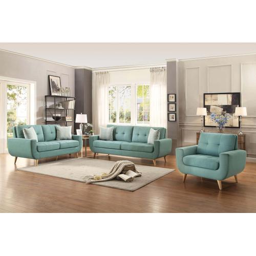 Deryn Sofa and Love Seat