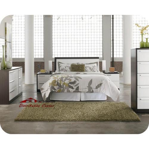 Ashley Furniture - Ashley B854 Drachten Millennium Bedroom set Houston Texas USA Aztec Furniture