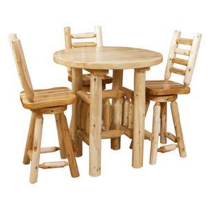 """Best Craft Furniture - W148  42"""" Round Pub Table"""