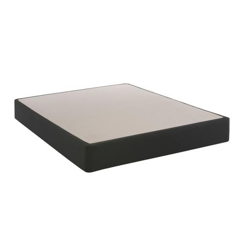 Sealy - Sealy SMB 2017 SX4 High Profile (9 Inches) Foundation - Black