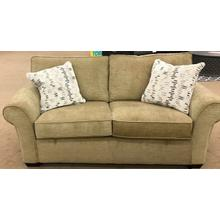 See Details - Vail Fabric Loveseat - Wheat 229-80