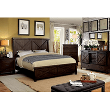Bianca King 4 Piece Bedroom Set - Outlet