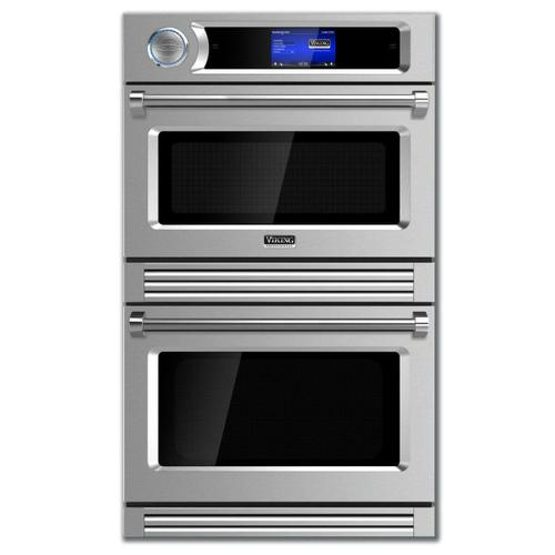 """30"""" Professional TurboChef Series Double Electric Wall Oven"""