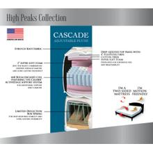 High Peaks Collection - Cascade - Plush