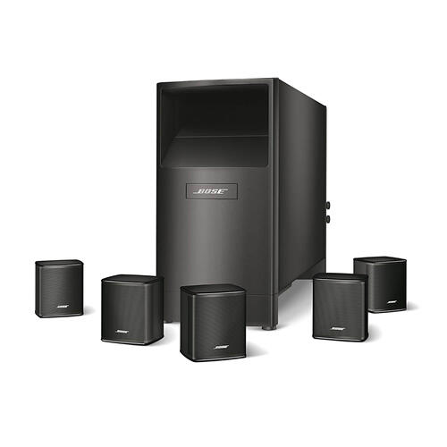 Home theater speaker system [DISPLAY MODEL]