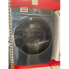Scratch and Dent 7.5 cu. ft. Electric Dryer in Azure Blue