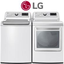 LG Laundry Pair W/ WIFI
