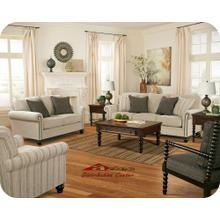 Ashley 13000 Milari - Linen Living room set Houston Texas USA Aztec Furniture