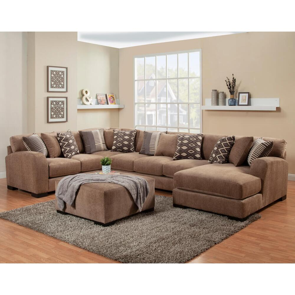 See Details - Wesley Chaise Sectional