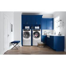 Electrolux Laundry Pair with Perfect Steam and 2 pedestals