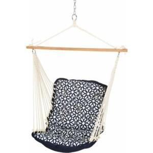 Tufted Single Swing - Luxe Indigo