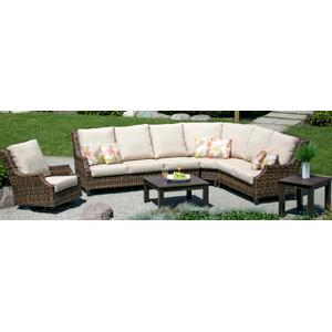 Whidbey Island 2 Seater Left