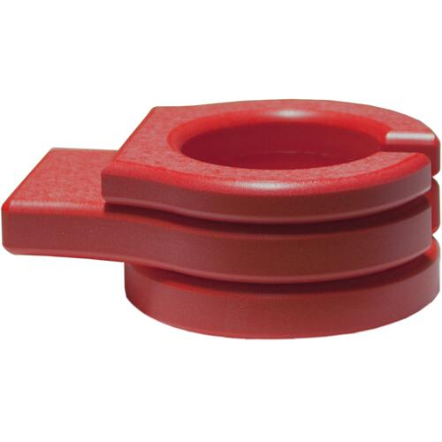 Stationary Cup Holder Red