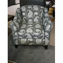 Unique Gallo Ink fabric chair.
