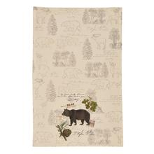 Wildlife Trail Dishtowel