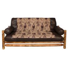 WCB1201 Burnt EZ Lounger Sofa