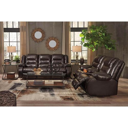 Ashley 793 Vacherie Reclining Sofa & Love