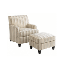 Townsend XPress 2 U Chair and Ottoman