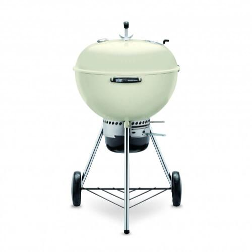 "22"" Master Touch Charcoal Grill - Ivory"