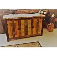Multi Species One Of A Kind Hutch Cabinet