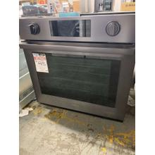 "30"" Flex Duo™ Chef Collection Single Wall Oven in Matte Black Stainless Steel **OPEN BOX ITEM** Ankeny Location"