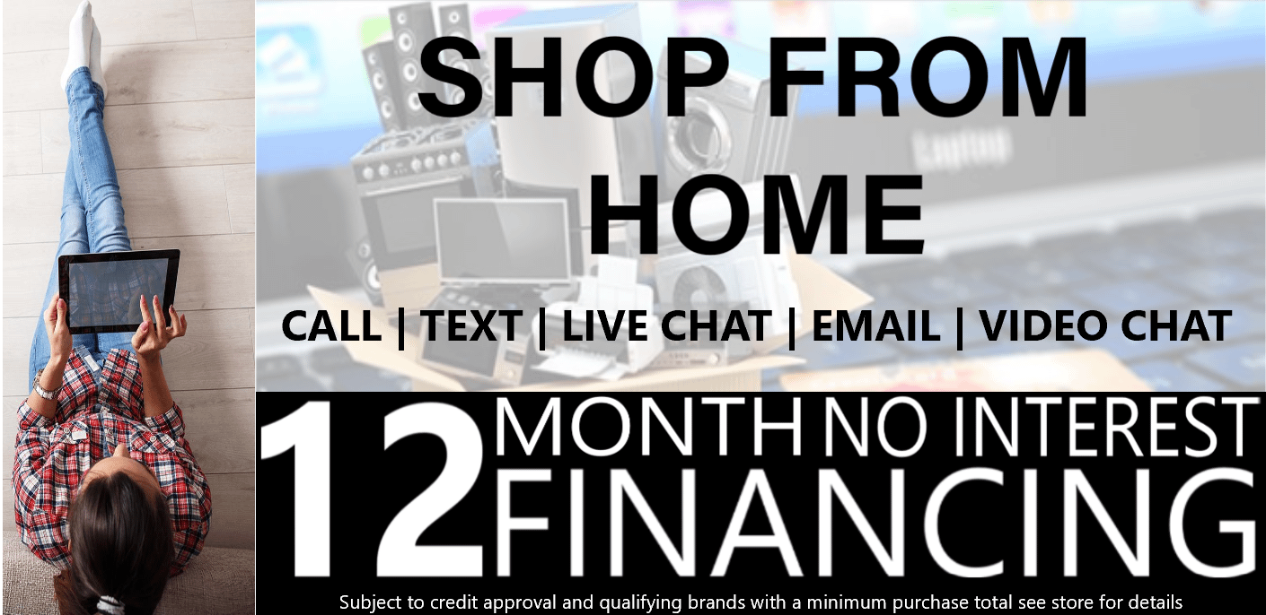 Shop from home banner 2