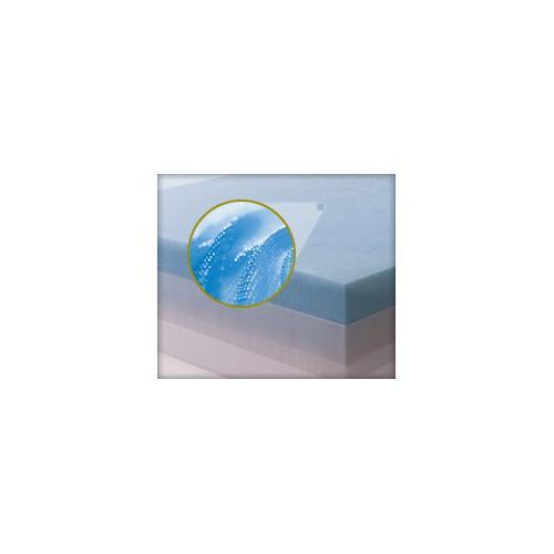 Therapedic EcoGEL2 Countryside Cooling Gel Memory Foam Mattress
