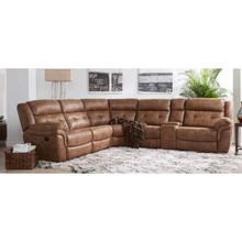 See Details - Bonanza Reclining Sectional