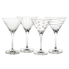 Mikasa® Cheers  Martini Glass, Set of 4