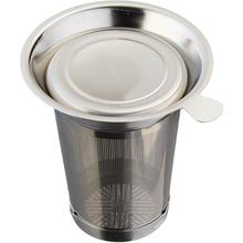 Frieling Easy Clean Tea Infuser with Removal Bottom Large 3.75-Inches, Silver