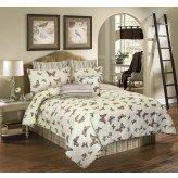 Butterfly - Quilted Bedding Collection