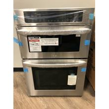 1.7/4.7 cu. ft. Smart wi-fi Enabled Combination Double Wall Oven **OPEN BOX ITEM** West Des Moines Location
