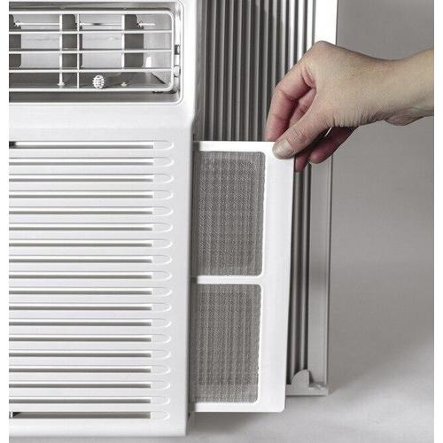 GE Appliances - GE 18,000 BTU Electronic Heat/Cool Room Air Conditioner