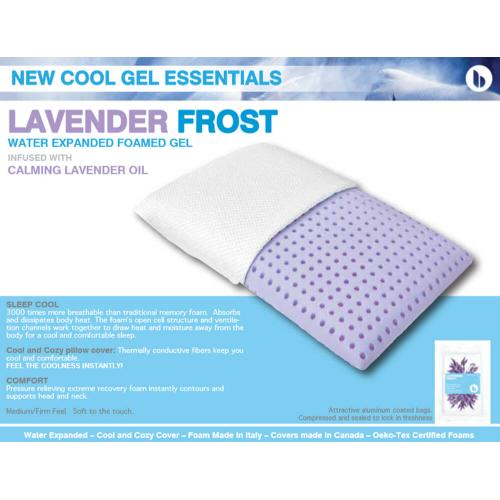New Cool Gel Essentials - Lavender Frost