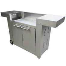 STAINLESS STEEL CART FOR LE GRIDDLE