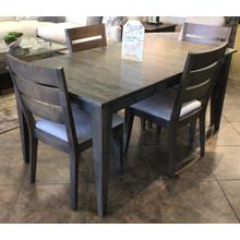 See Details - Table and 4 chairs