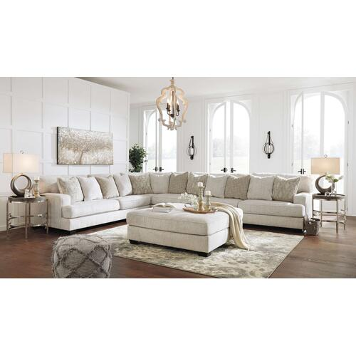 Parchment Sectional