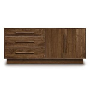 """Gallery - MODULUXE 29"""" 3 DRAWERS ON LEFT, 2 DOORS ON RIGHT DRESSER"""